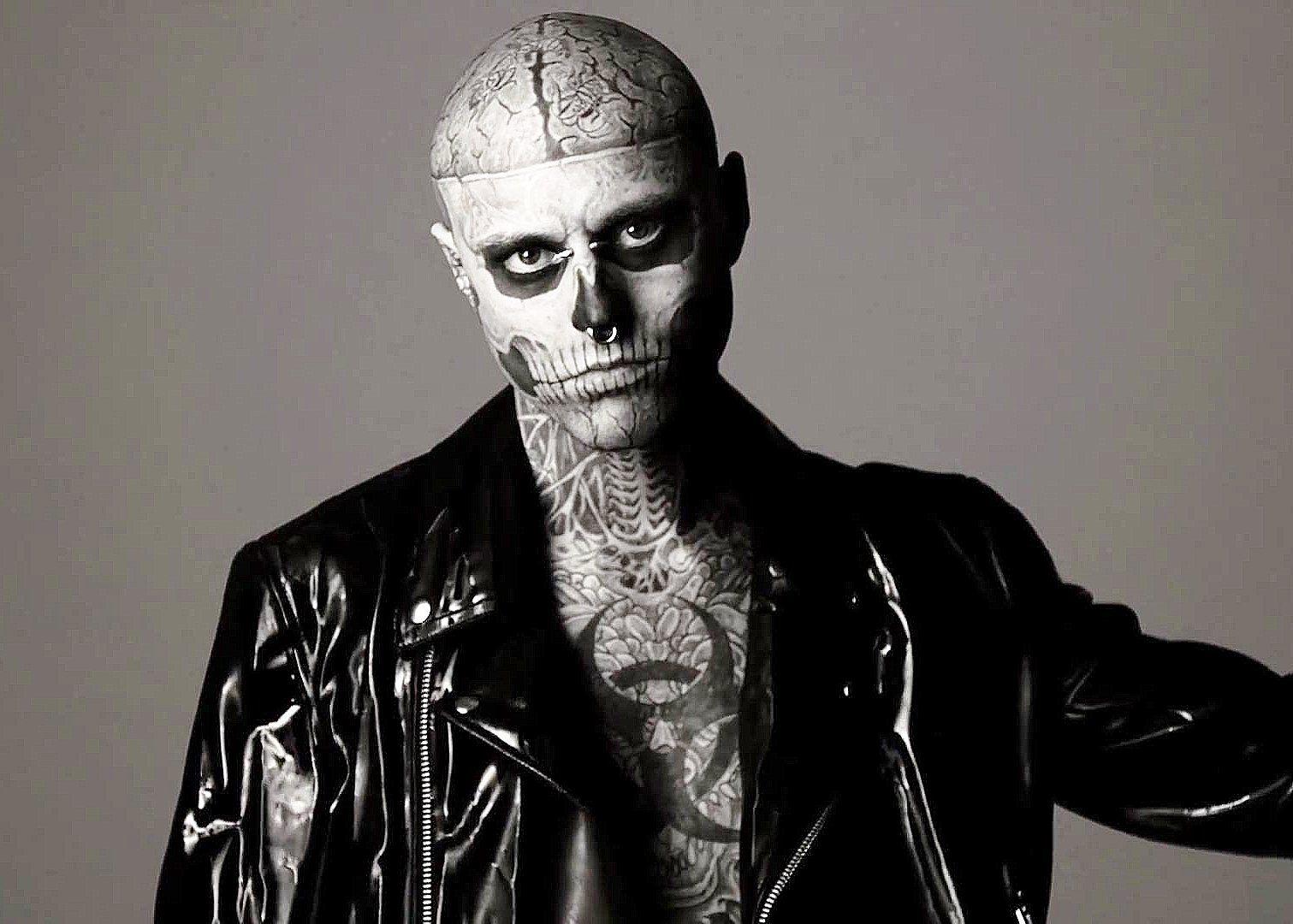28+ Zombie boy sans tatouage trends