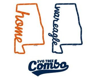 auburn state outline state decor alabama svg files dxf by svgtree rh pinterest com Auburn Tigers Logo Black and White Auburn Tigers Wallpaper