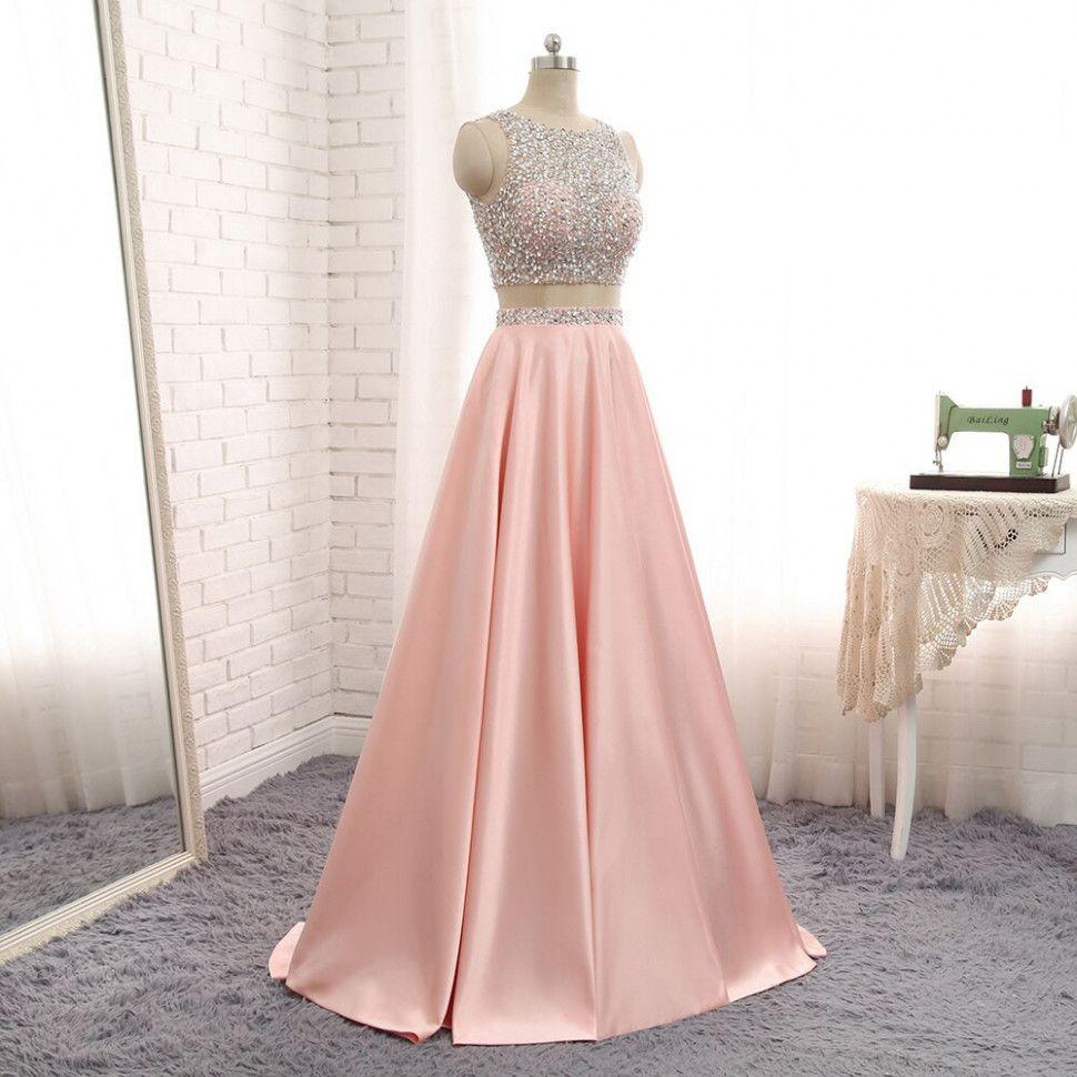 12 Luxus Abendkleider in 12  Zweiteiler abendkleid, Ballkleider