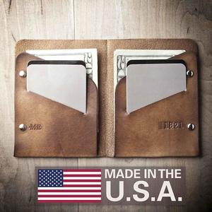 Top 10 Best Handmade Leather Wallets Review (Buyer's Guide, 2019) #leatherwallets