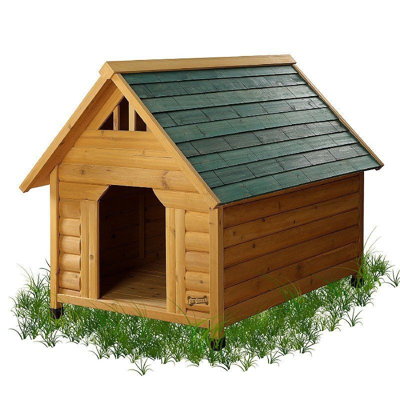 Beautifully Appointed Dog House Looks Equally At Home In The
