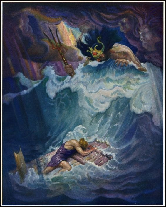Phaeacia The Odyssey