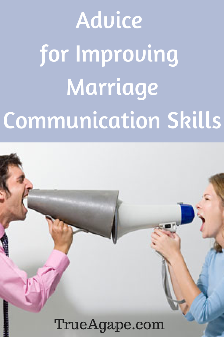 Improving communication skills in marriage