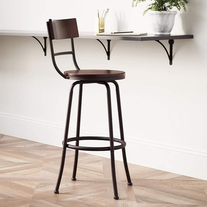Fresh Lamps Plus Counter Stools