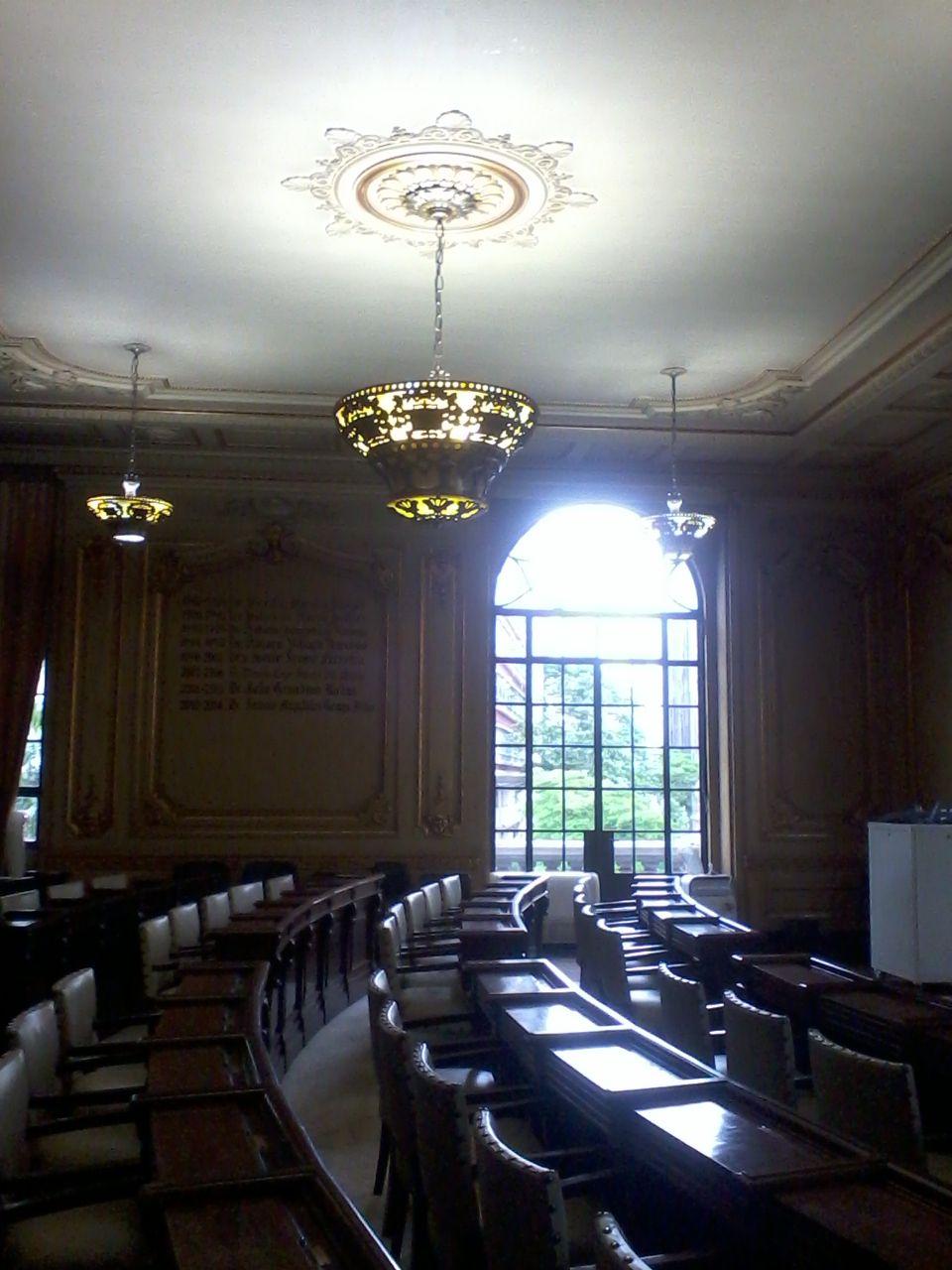 Faculdade de Direito da Universidade de São Paulo - Sala da Congregação