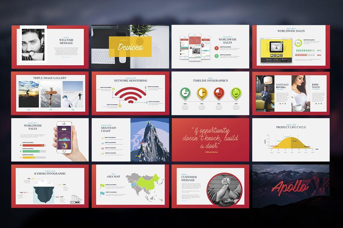 Apollo Powerpoint Template Powerpoint Templates Powerpoint Templates