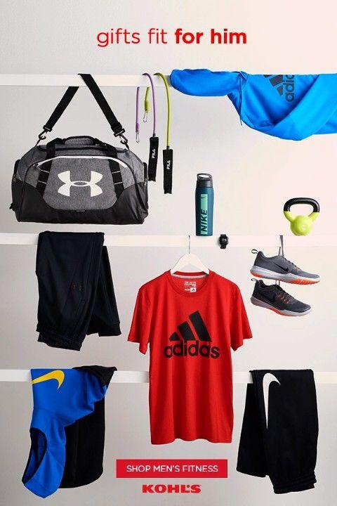 #activewear #equipment #giftidea #kohlscom #bottles #running #clothes #workout #fitness #adidas #arm...