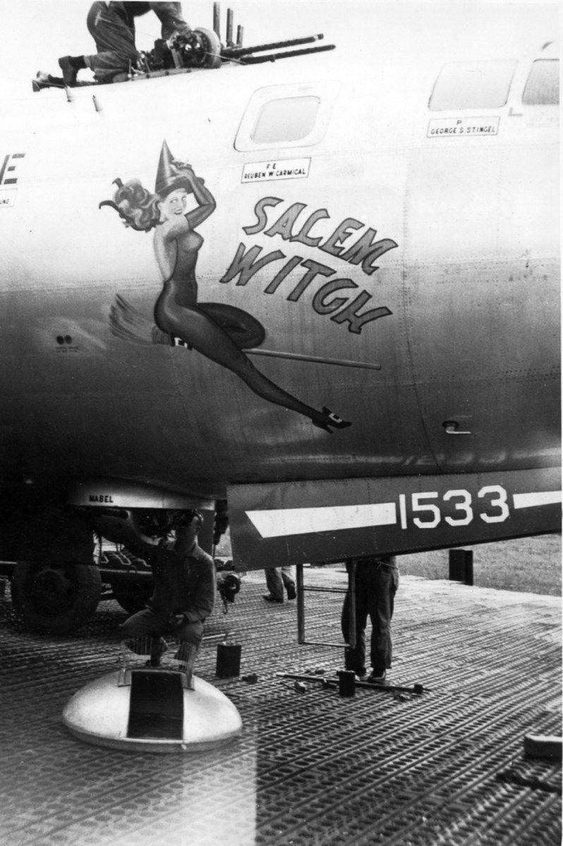 Pin On Bomber Pinups