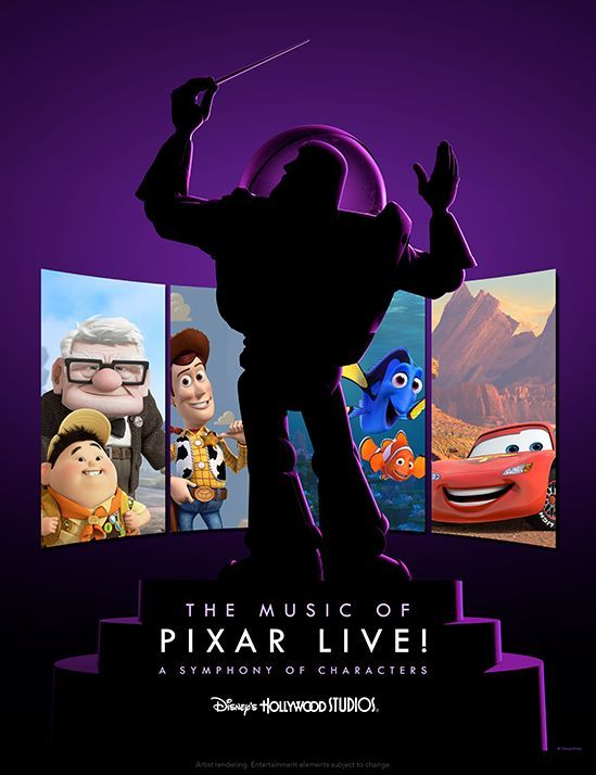 The ;ucis of Pixar Live