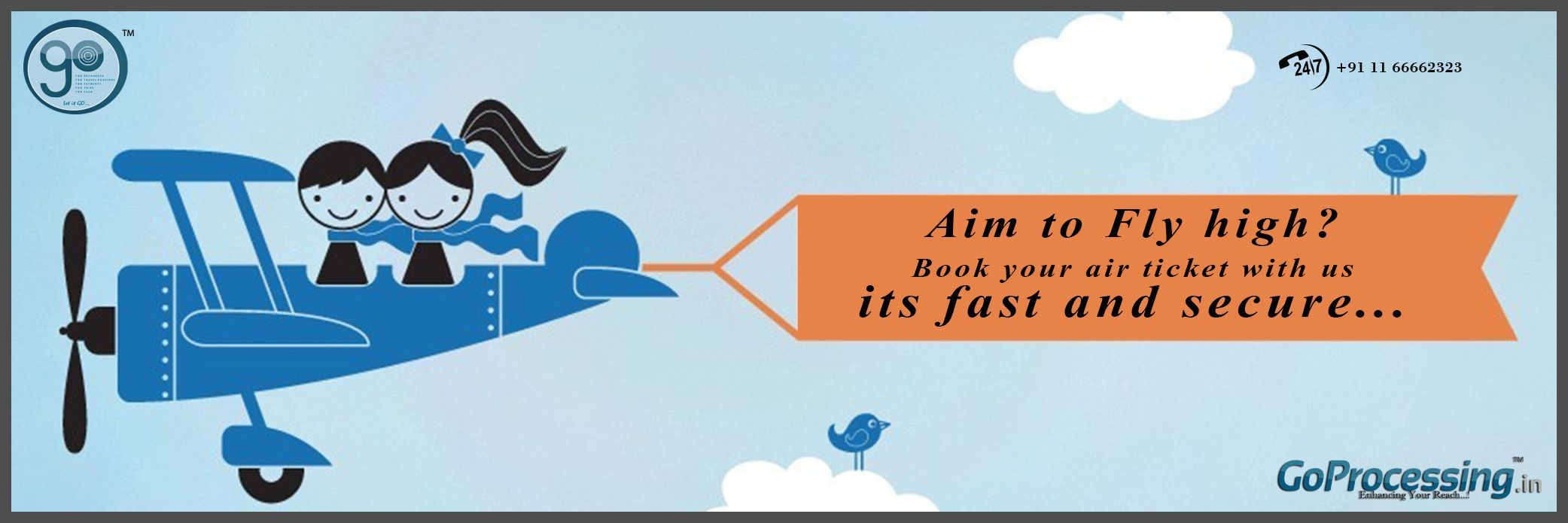 Aim to fly high book your air ticket with us its fast and