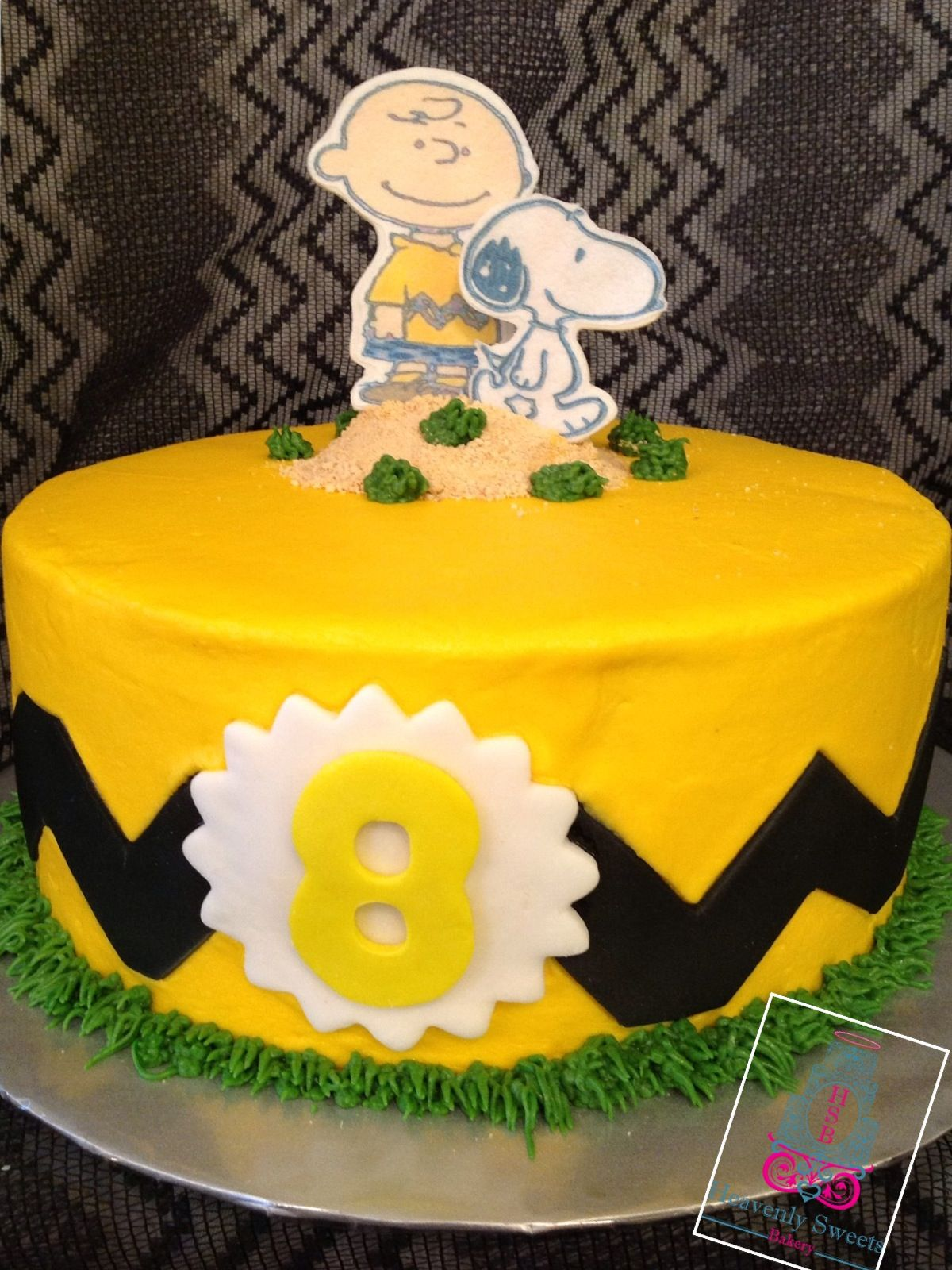 Charlie Brown Cakes