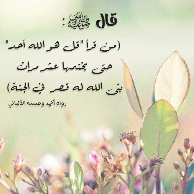 سورة الاخلاص Islam Peace Be Upon Him Projects To Try