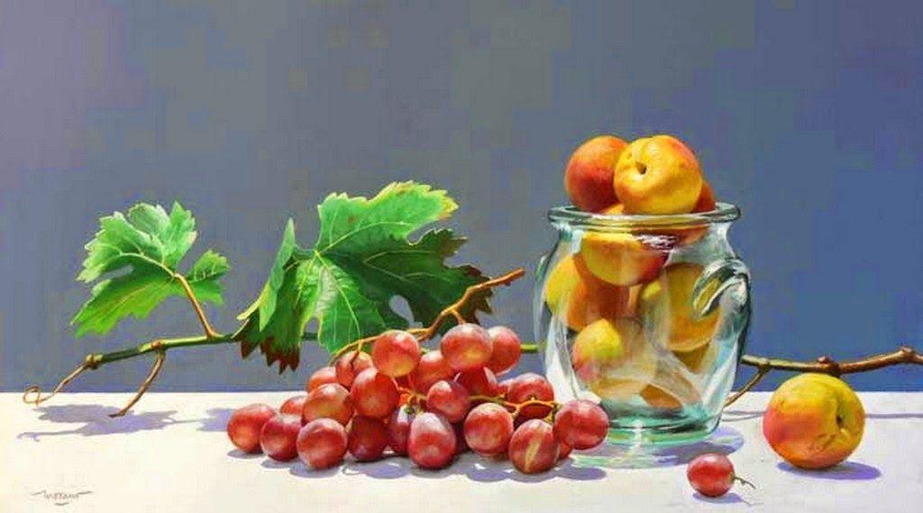 Pinturas Decorativas Im Genes Arte Bodegones Con Frutas En Pintados Al Oleo