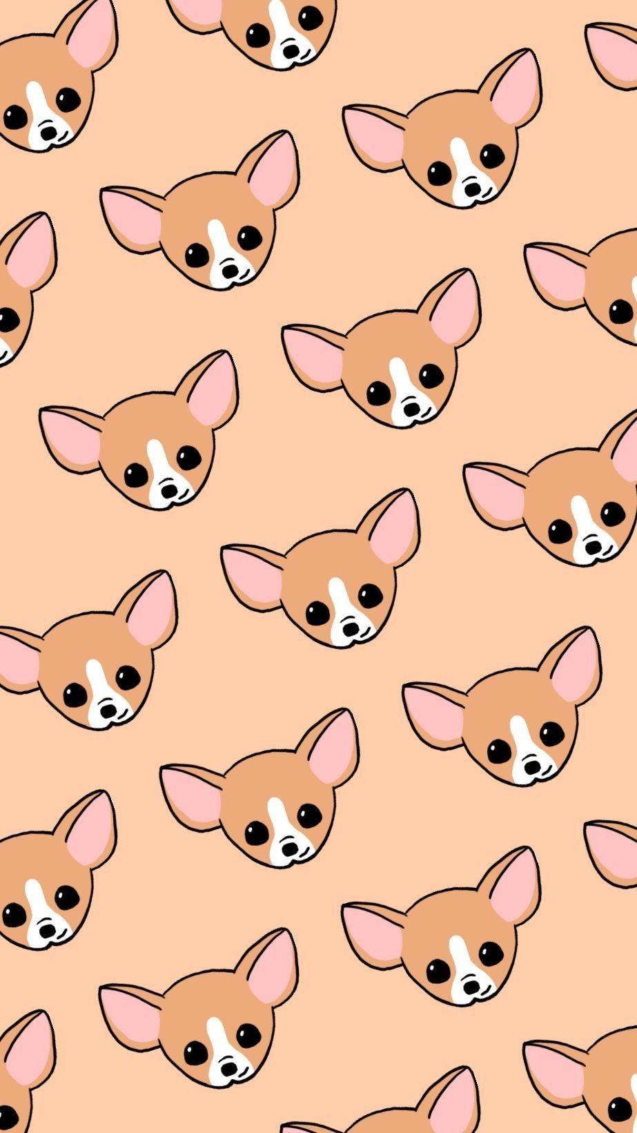 Pet Tips Chihuahua Perros Dibujos Fondos Chihuahua Perros Dibujos Fondos Tatuajes De Perros C Dog Wallpaper Cute Wallpapers Cute Wallpaper Backgrounds
