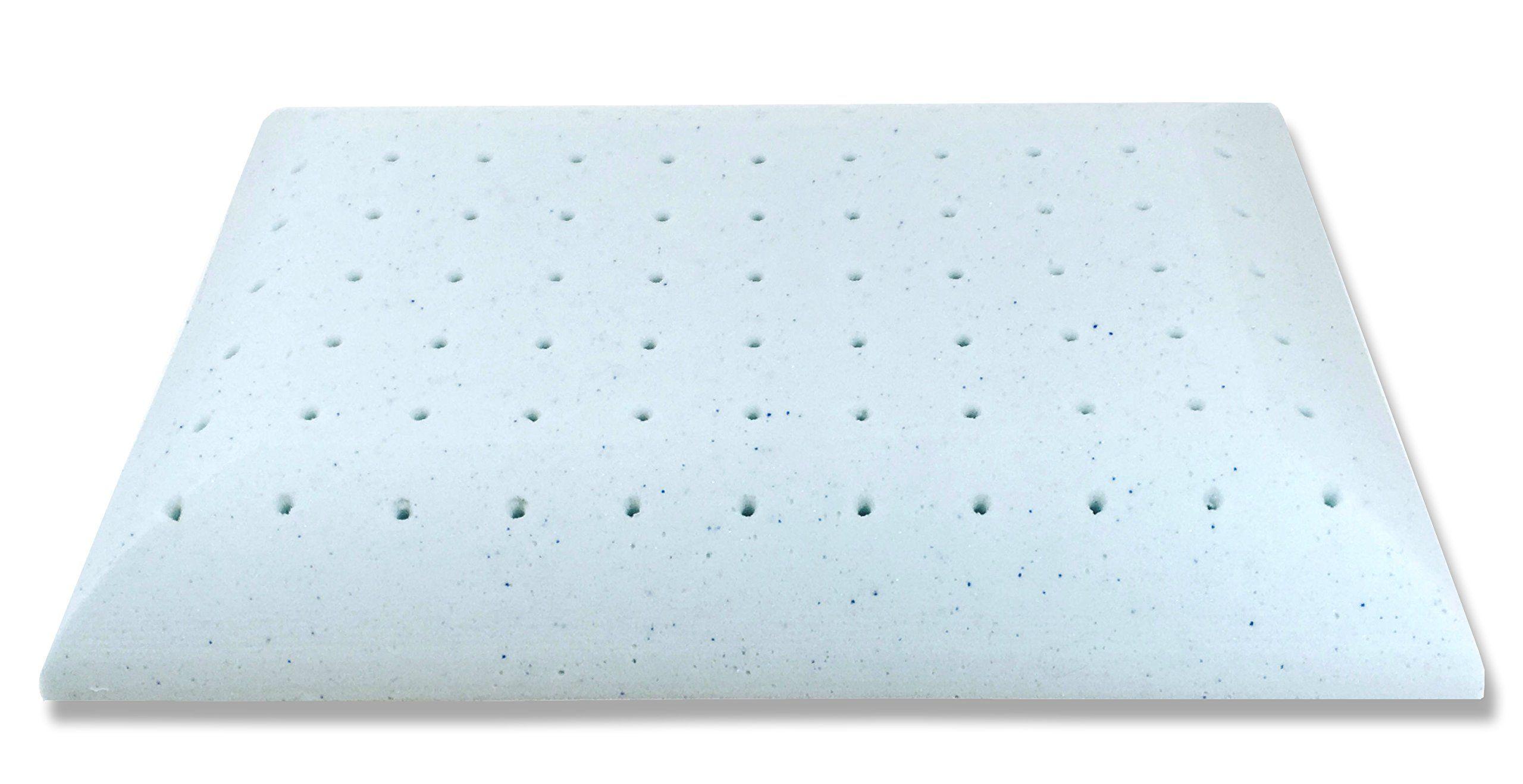 bluewave bedding ultra slim gelinfused