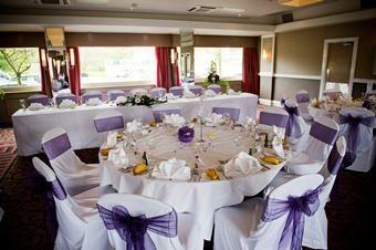 Glasgow Pond Hotel Weddings