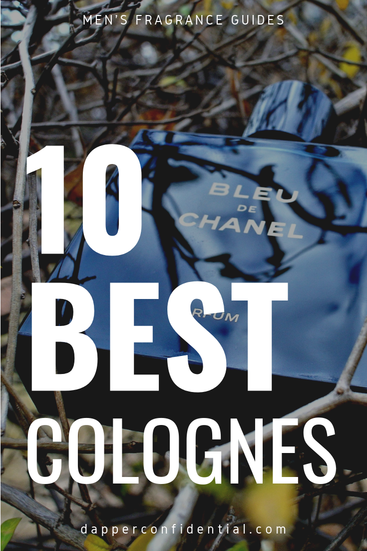 The Best Men's Colognes for Everyday and Any Occasion (2019)