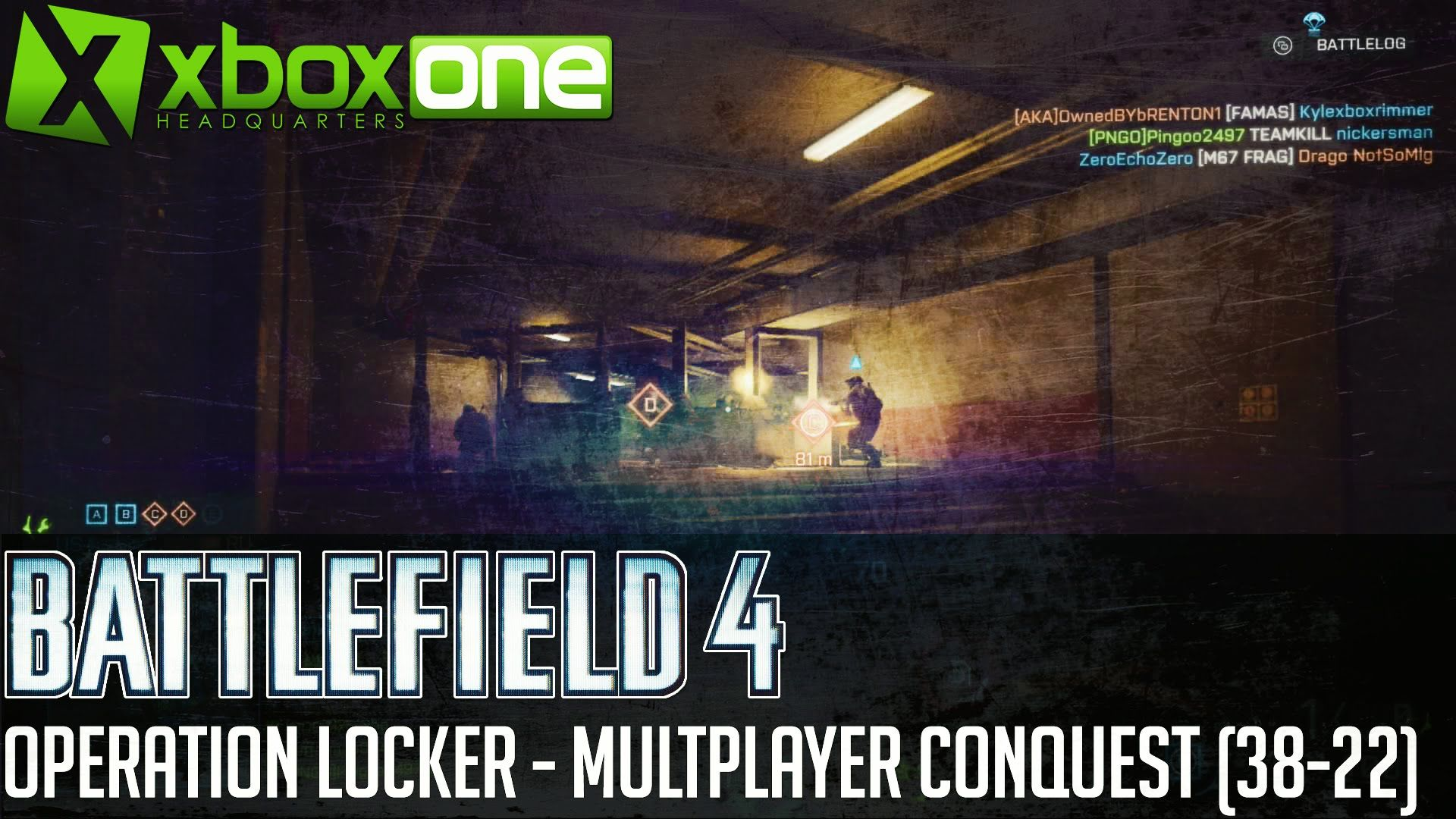 Check Out Some Battlefield 4 Operation Locker 64 Player