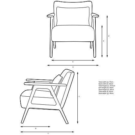 John Lewis Amp Partners Hendricks Accent Chair Chair