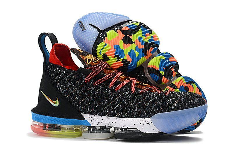 3b3d17a6a Lebron 16 Men s Basketball Shoes