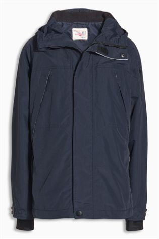 Buy Navy Anorak (3-16yrs) from the Next UK online shop