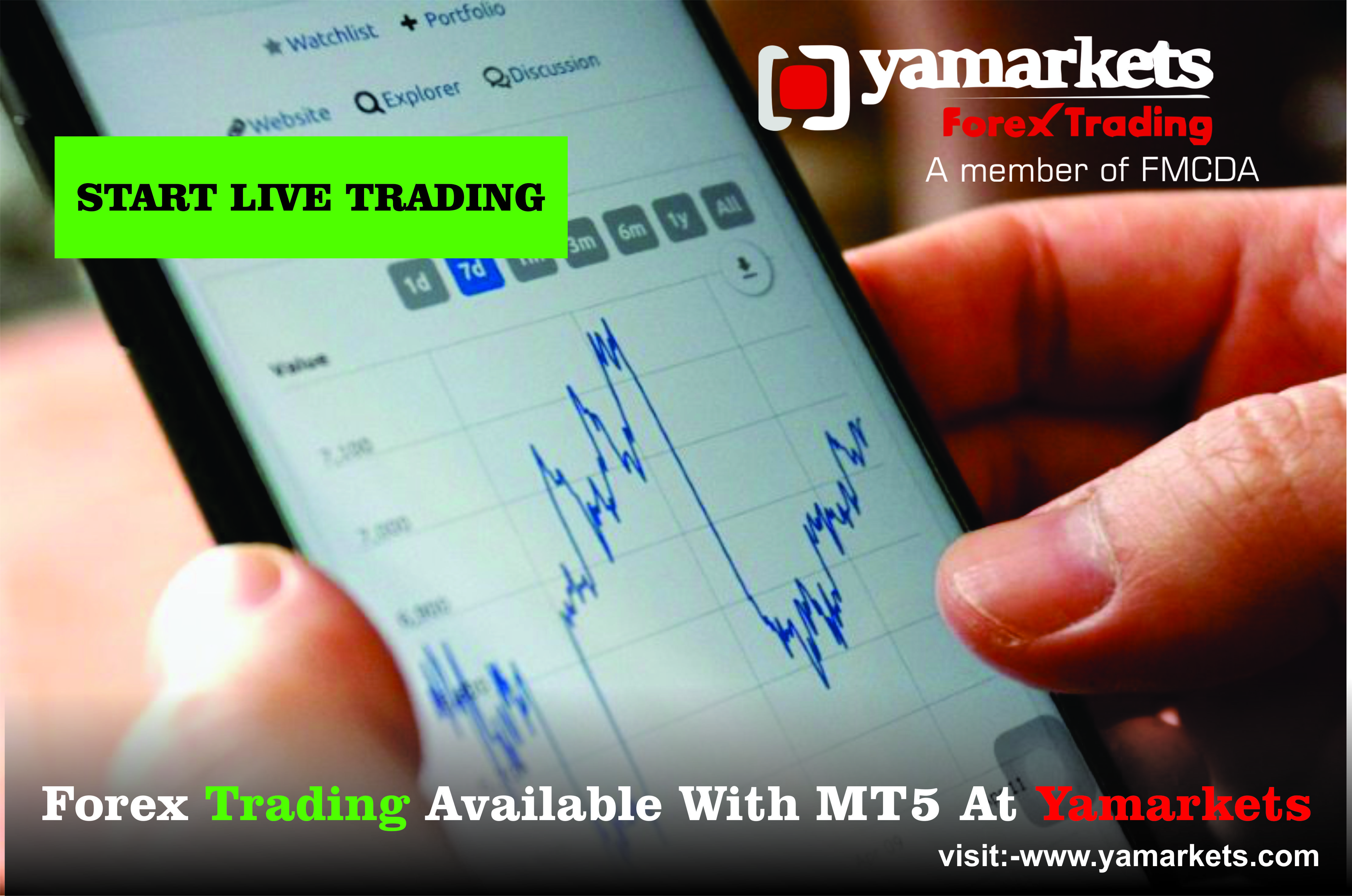 Forex Trading Available With Mt5 At Yamarkets For More Info Visit
