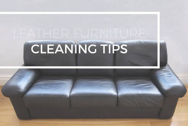 Leather Furniture Cleaning Tips Blog How To Clean
