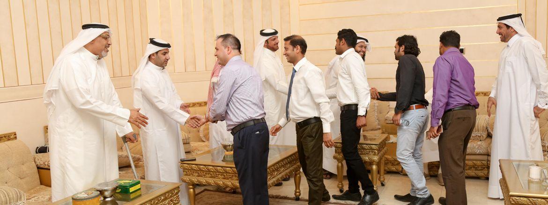 نظمت قطر الخيرية ضمن باقة البرامج المجتمعية خلال شهر رمضان المبارك برنامج معايشة والذي يهدف لتعريف غير المسلمين من أبناء الجالي Ramadan Ramadan Kareem Kareem