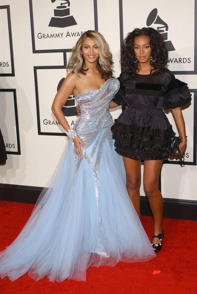 Beyonces Brothers And Sisters Beyonce and her sister...
