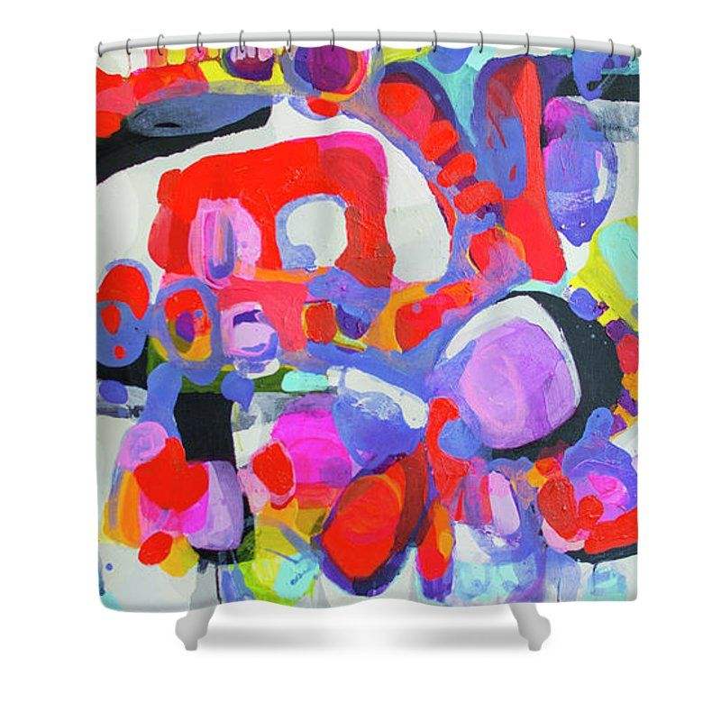 Try Me Shower Curtain For Sale By Claire Desjardins