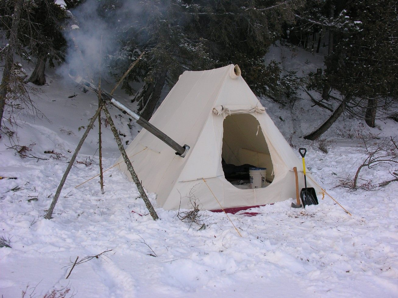 Winter C&ing Tents | View topic - Food Thoughts for Winter C&ing? & Winter Camping Tents | View topic - Food Thoughts for Winter ...