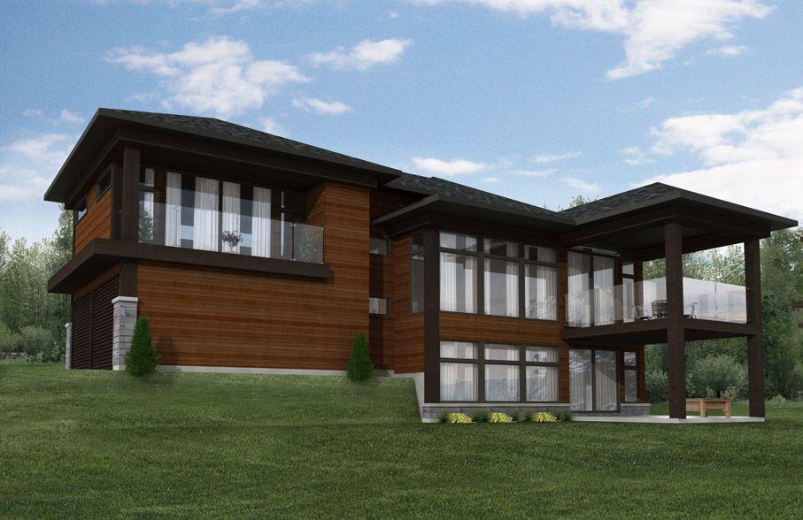 Maisons modernes et zen | Maison moderne