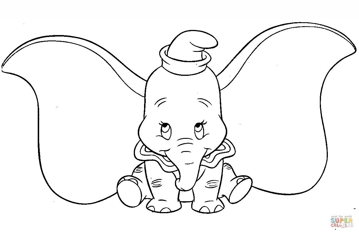 25 Inspiration Picture Of Dumbo Coloring Pages Birijus Com Disney Coloring Sheets Disney Coloring Pages Elephant Coloring Page