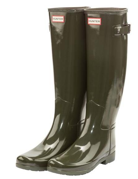 a71de58da445 HUNTER Original Tall Gummistiefel I LODENFREY   Rockin  Rain Boots ...