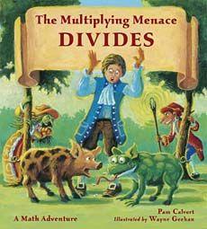 math worksheet : teaching division with math childrenu0027s books  make division  : 3rd Grade Math Books