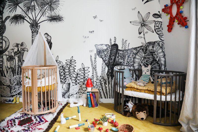 The socialite family une chambre pour deux enfants vue par the socialite family