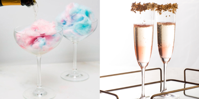 Because more bubbly is always a good idea.