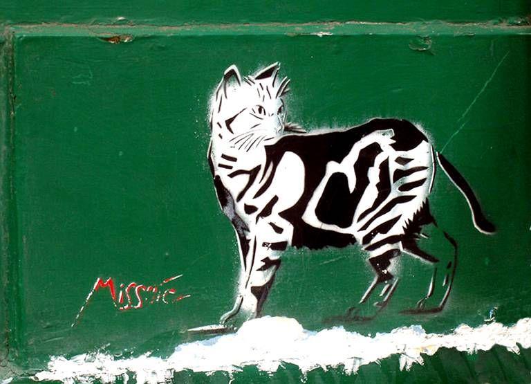 #streetart #misstic by Miss.Tic