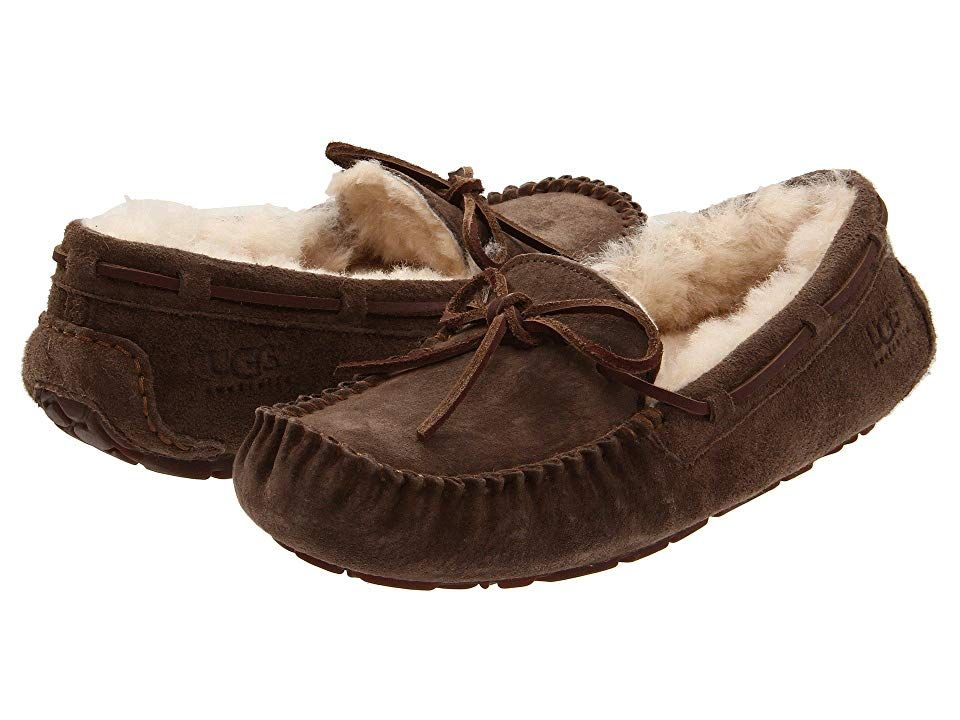 b4d3d6db442 UGG Dakota (Espresso) Women's Moccasin Shoes. Available in whole ...