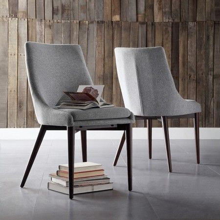 Sullivan Dining Chair - Grey (Set of 2)