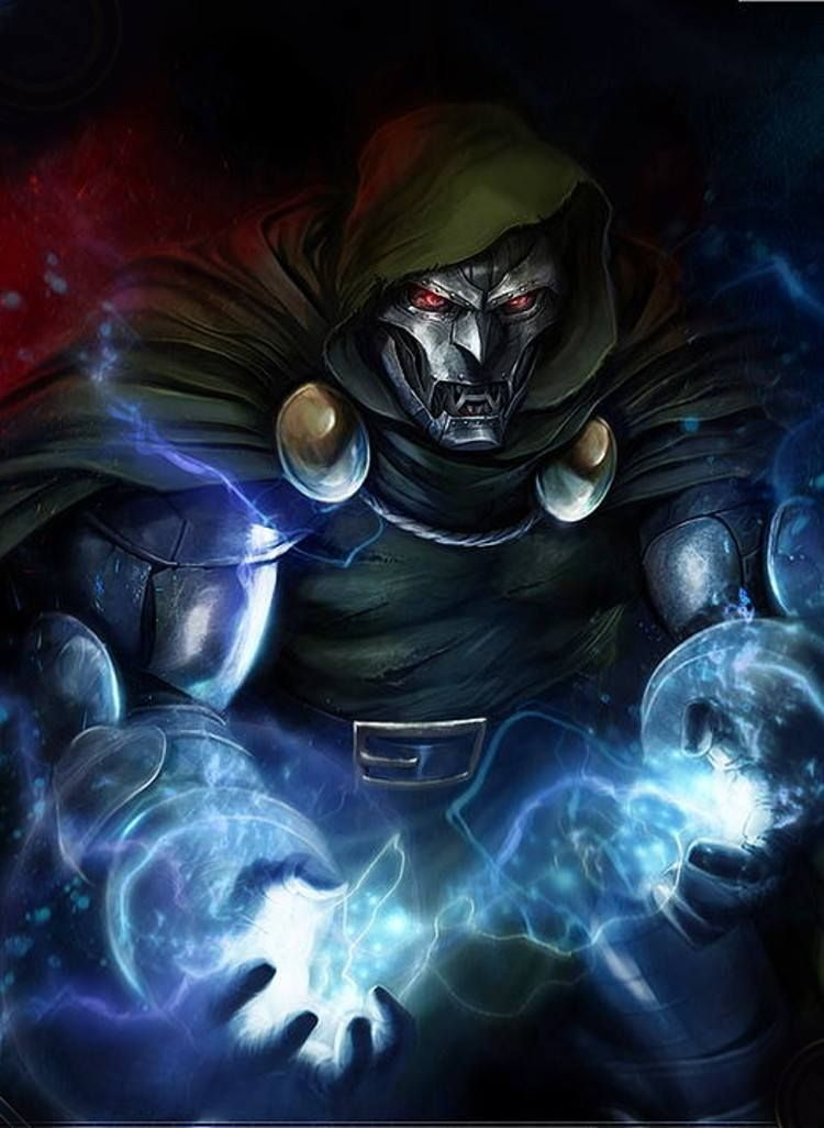 Doctor Doom Marvel Doctor Doom Marvel Marvel Artwork Marvel Villains