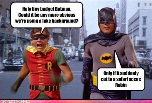 Holy Old Show Batman Mit Bildern N Eis