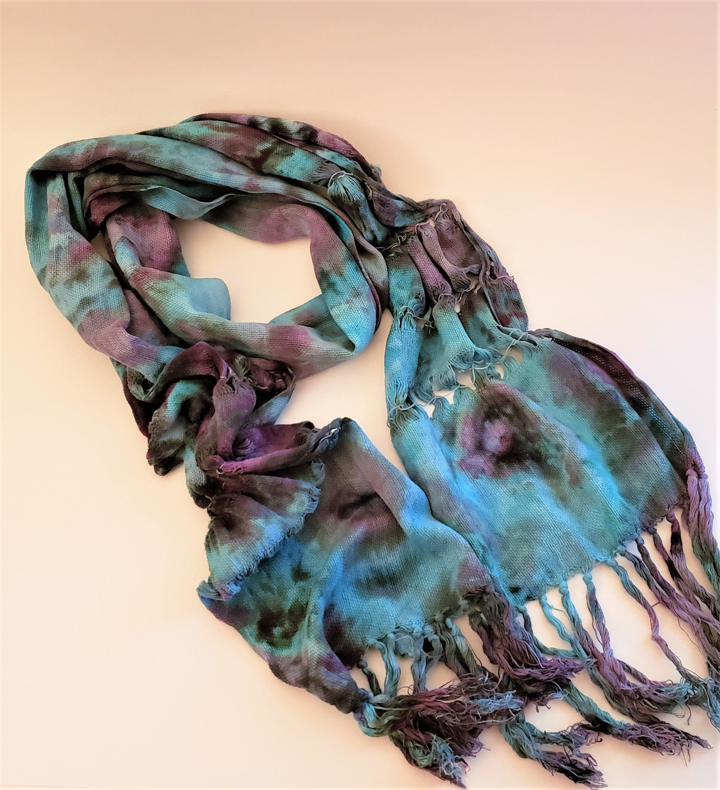 Your Place To Buy And Sell All Things Handmade Ice Dyeing Tie Dye Cotton Tie Dye Scarves