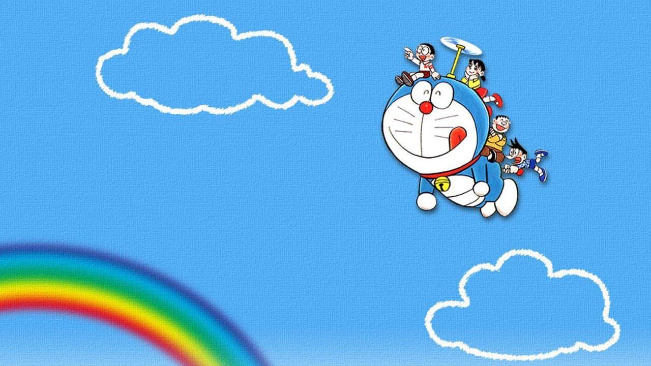 Tải 25 hình nền Doremon dễ thương đẹp nhất full HD - Ảnh Doremon đẹp