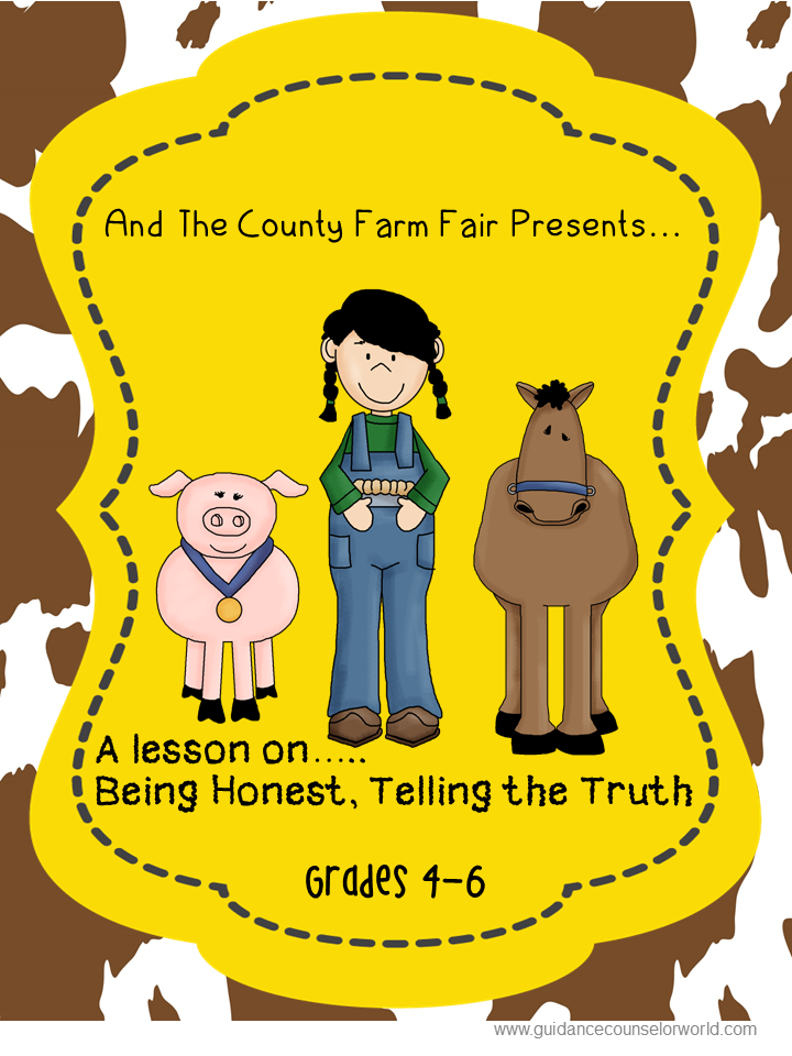 Guidance Lesson On Being Honest For Grades 4 6 Teach
