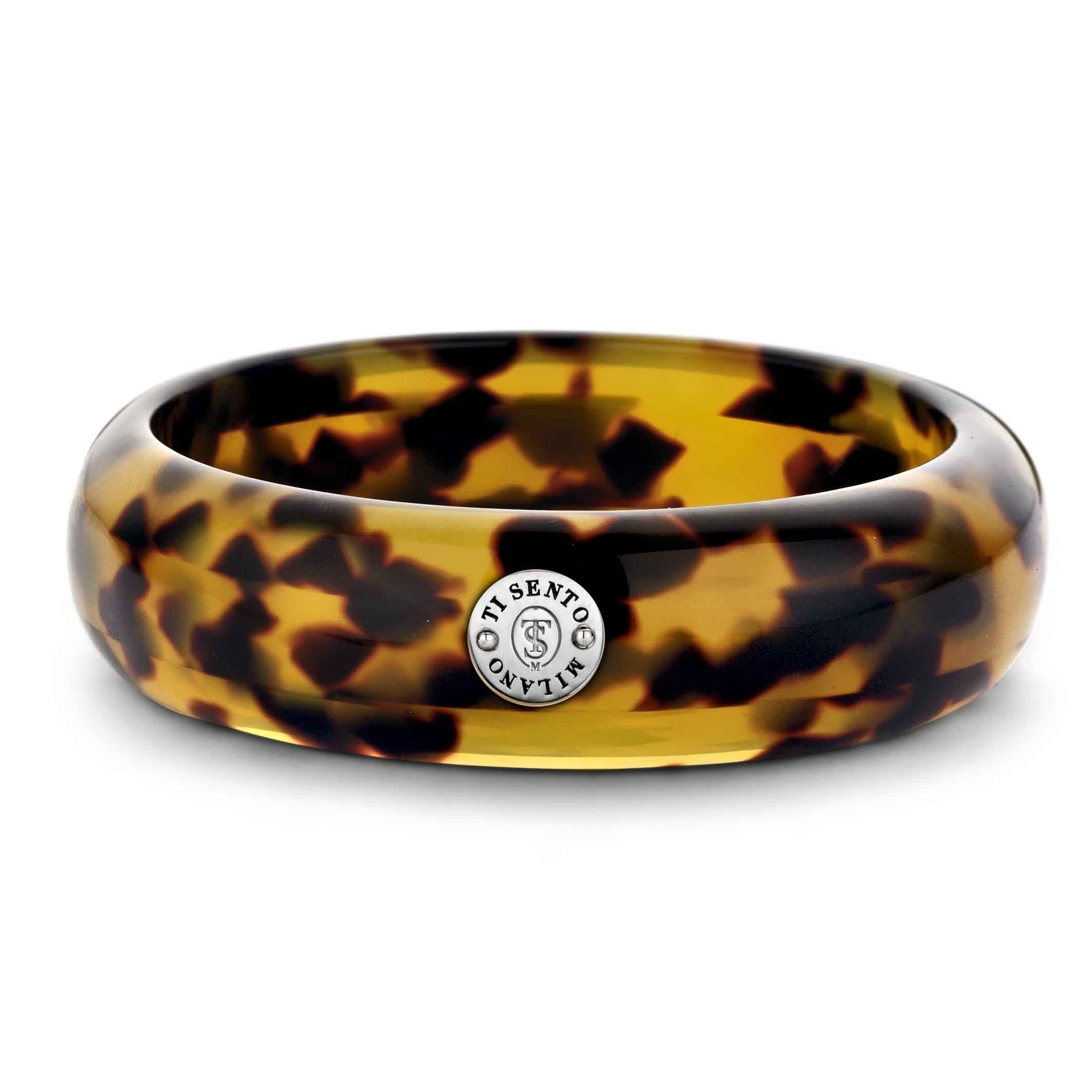 burch tortoise resin the tory bangle jewelry realreal bracelet bracelets enlarged products