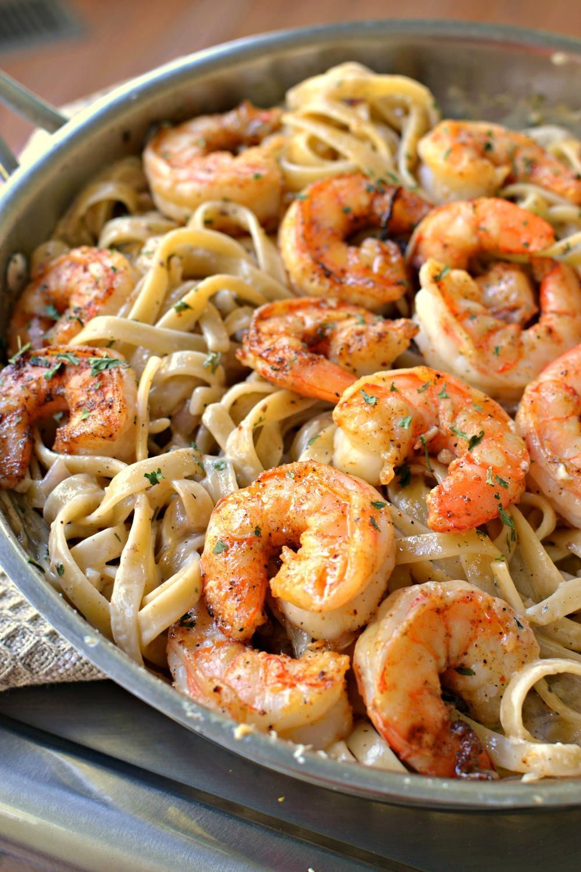 Cajun Shrimp Pasta images