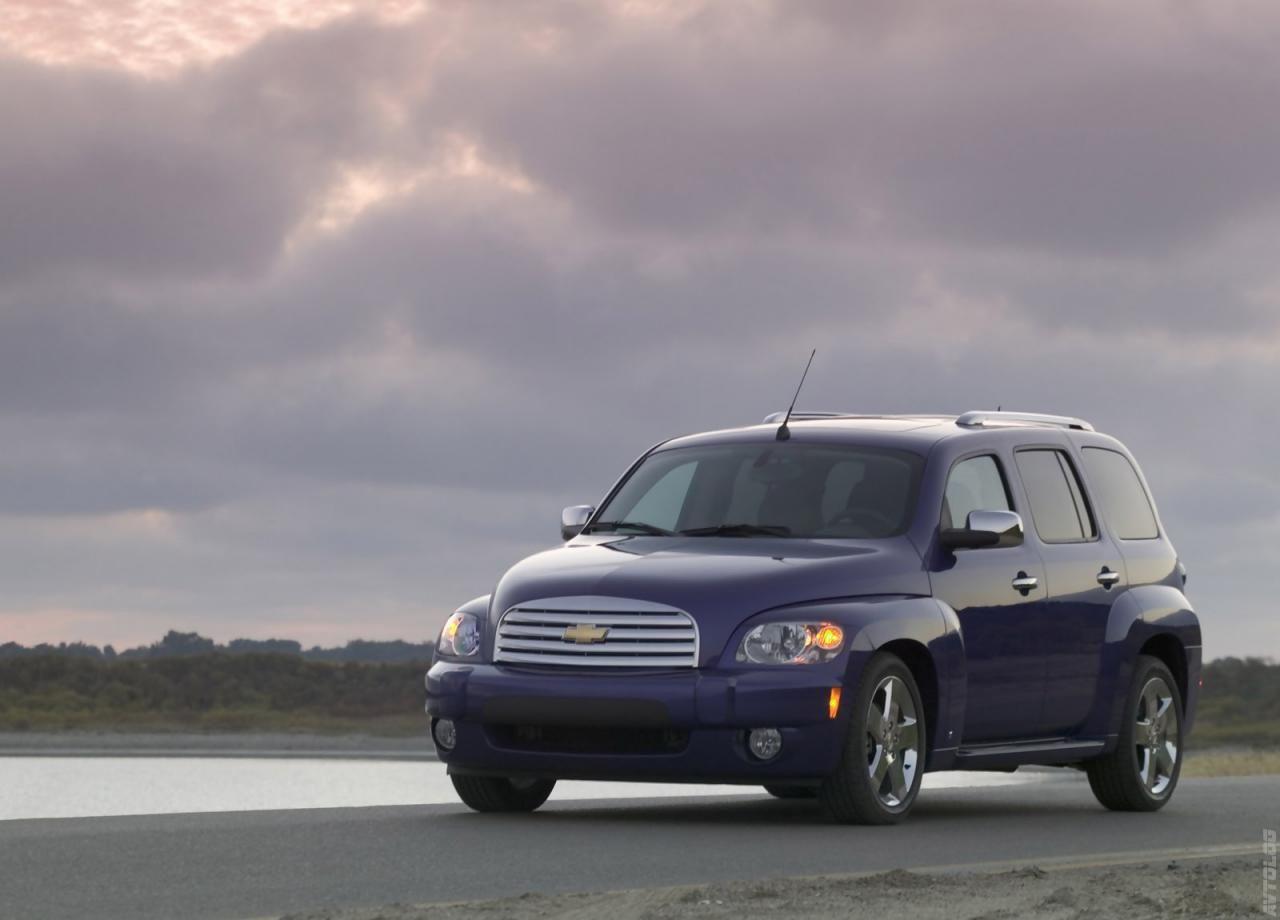 Chevrolet Dopolnil Linejku Hetchbekom Cruze Chevy Hhr Chevrolet