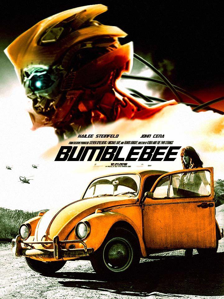 Hasil gambar untuk Film bumble bee 2018 poster