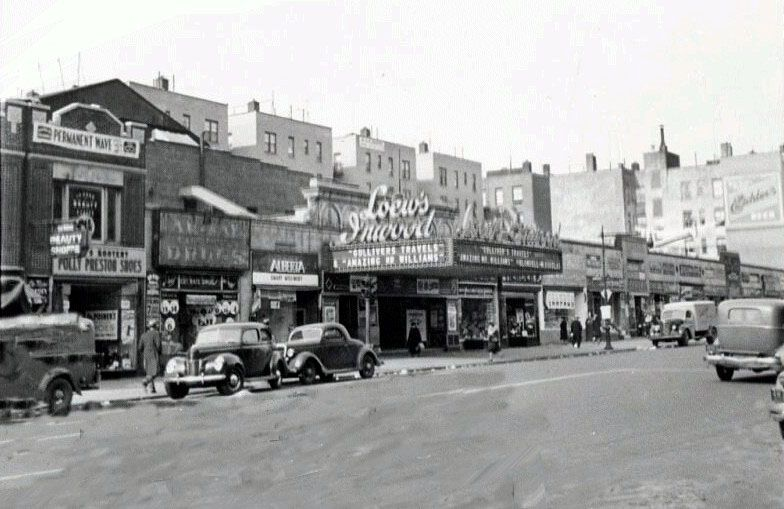 Loew S Inwood Theatre 132 Dyckman Street At Post Avenue New York